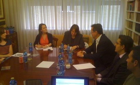 Editores y directivos participaron en el primer curso de publicidad Online celebrado por E21digital