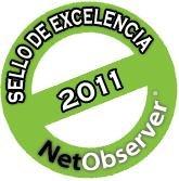 Muyinteresante.es consigue el sello de excelencia NetObserver