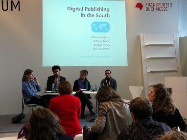 SILA en la 63 Feria Internacional del Libro de Frankfurt