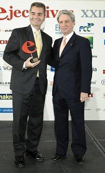 La revista Ejecutivos premia a Hertz en la categoría de calidad