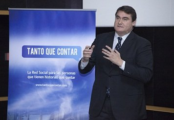 Xurxo Torres, consultor estratégico de Tanto que Contar
