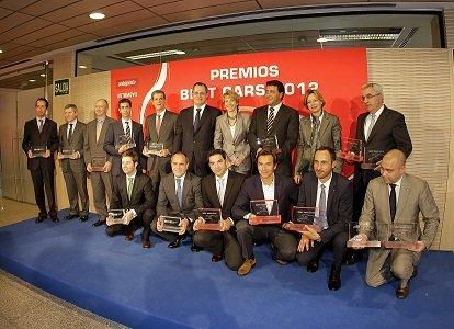 Motor Press Ibérica entrega los premios Best Cars y del Automóvil
