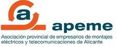 Mas de 150 empresarios asisten a la jornada de participación de instalaciones eléctricas a empresas asociadas de APEME