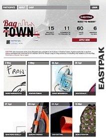 Diseña la nueva mochila de Eastpak y gana 5000 euros