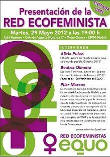 Se presenta la Red Ecofeministas