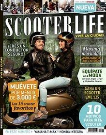 SCOOTER LIFE «Vive la ciudad»