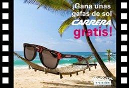 MasVisión reabre el concurso Gana unas gafas de sol Carrera