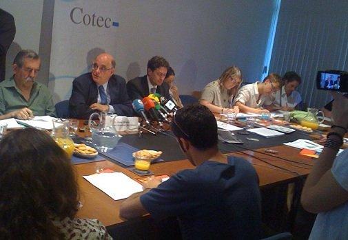 Juan Mulet, Director de Cotec, presenta el Informe 2012 sobre Tecnología e Innovación en España