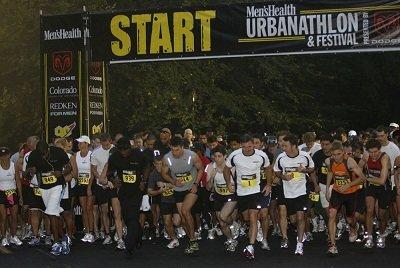 """El evento deportivo internacional """"Men's Health Urbanathlon llega a España"""""""