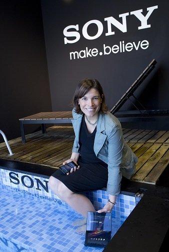 SONY confía en Comunica+A para abrir la primera Pool Up Store del mundo