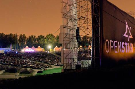 OPENSTAR: Sevilla tiene en julio el cine de verano más grande del mundo