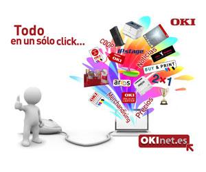 OKI presenta su nueva extranet PartnerNet para todo el canal de distribución