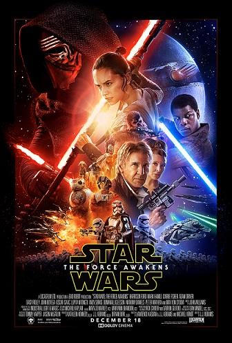 La fuerza es poderosa en Dolby Cinema