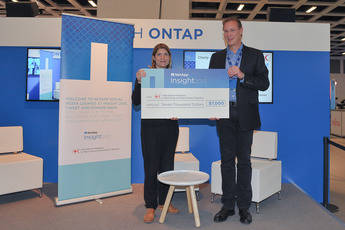NetApp Insight 2015 cierra sus puertas: 3.500 clientes, partners e ingenieros se reunieron en Berlín alrededor de Data Fabric