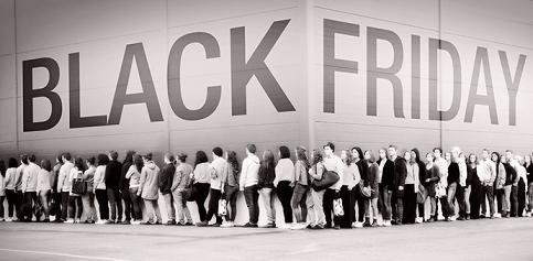 El Black Friday concentrará el 6,4 % de las compras de todo el año
