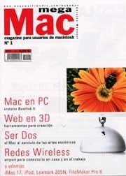 La editorial malagueña Megamultimedia lanza Mega Mac