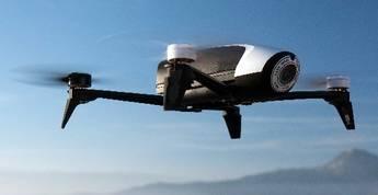 """¡El primer evento """"promocional"""" dedicado a los drones!"""