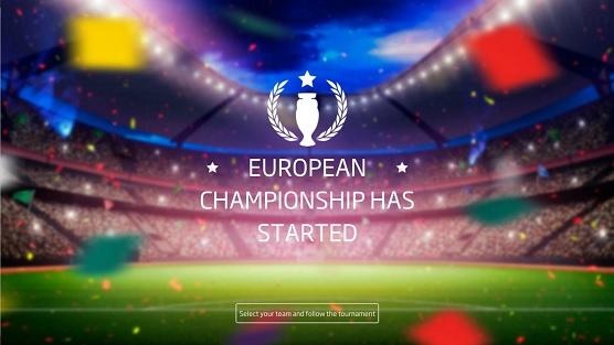 Euro Fan Zone, la nueva aplicación de Grundig Smart TV para seguir la Eurocopa 2016 de la mejor forma