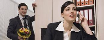 Descienden las relaciones de amor en el trabajo