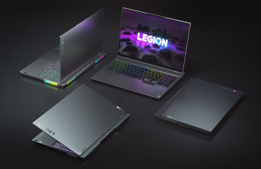 Lenovo anuncia sus nuevos portátiles gaming para 2021