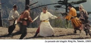 El género wuxia, protagoniza el próximo ciclo en el Cine Estudio