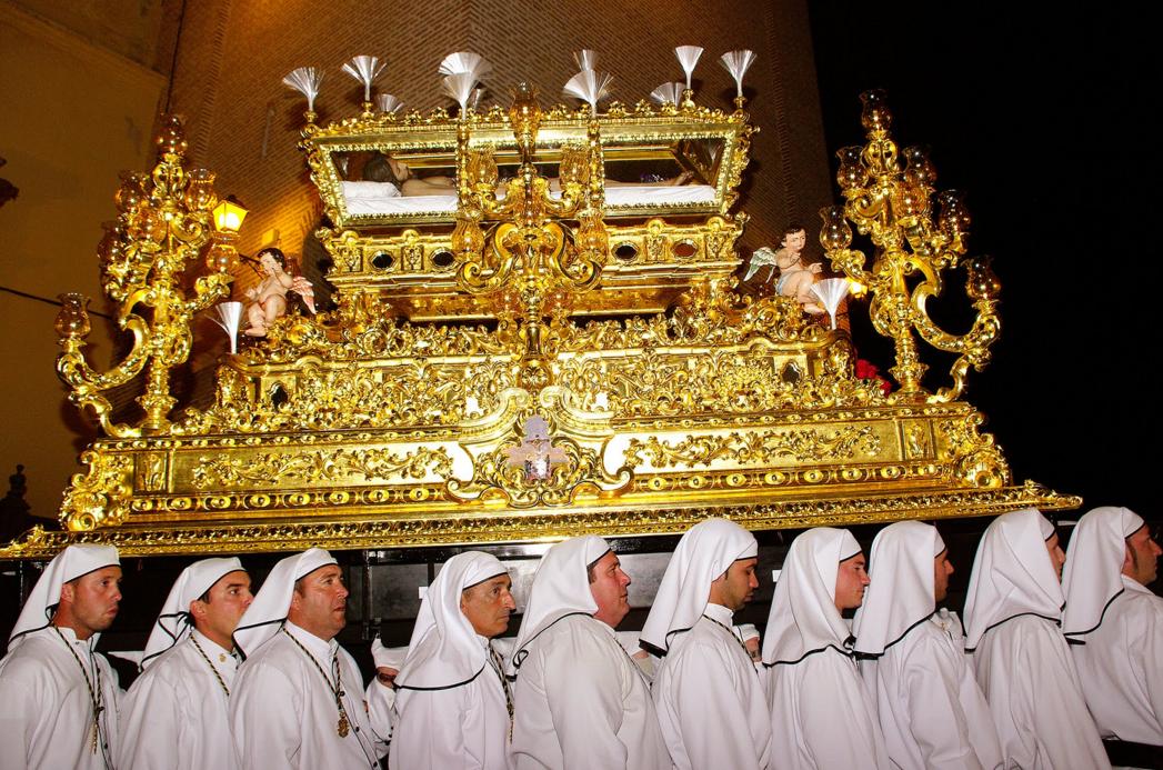 Un recorrido por tres Semanas Santas andaluzas que no envidian a la de Sevilla