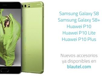 Blautel avanza sus fundas y accesorios para las últimas novedades de smartphones