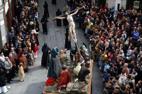 10 emotivos momentos de la Semana Santa en Castilla y León
