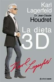 Editorial Aurum lanza La dieta 3D de Karl Lagerfeld